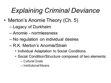 4 - Analysis of Deviance and Model Selection