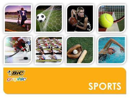 SPORTS. WHO MIGHT USE THESE PRODUCTS?  Professional Sports Teams  Semi-Professional Sports Teams  Sports Agents  Sports Physician/Physical Trainers.