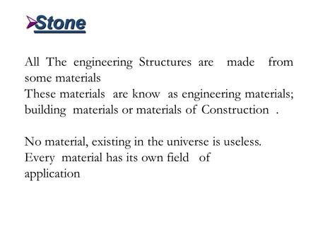 baa1312 civil engineering materials 2 Civil engineering materials explains why construction materials behave the way  they do it covers the construction  summary chapter 2: strength of materials.