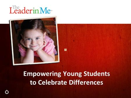 Empowering Young Students to Celebrate Differences.