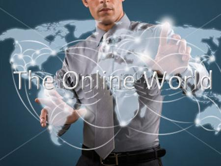 Online Services Use the internet Provide information or interaction.