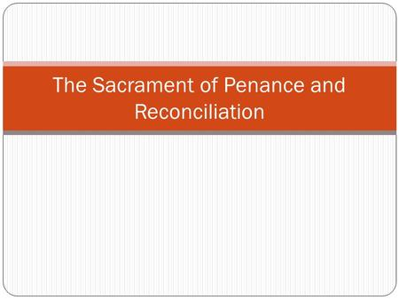 The Sacrament of Penance and Reconciliation. What's Going on with Confession? Can you be a good Catholic and not go to Confession? Precept of the Church.