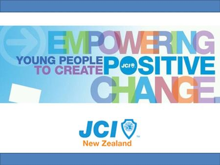 Welcome to JCI Waitakere