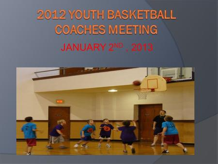 JANUARY 2 ND, 2013. RULES  All rules will follow current KSHSAA rules with the following exceptions….