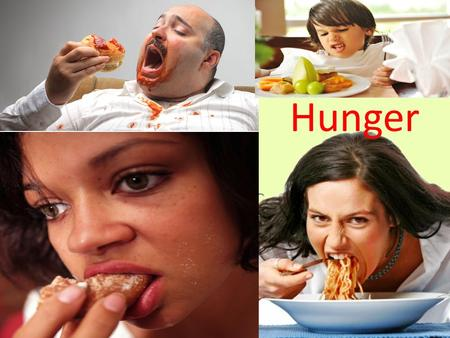 Hunger. Reading Quiz What is the function of ghrelin?