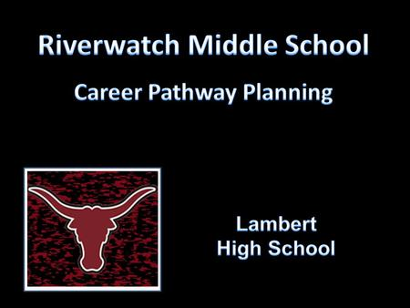 Lambert High. Introduction to Healthcare Science Introduction to Biotechnology Applications of Biotechnology Biotechnology internship/ Independent Research.
