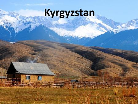 Kyrgyzstan. Country overview: Population: 5,431,747 Capital: Bishkek Population living in urbanized areas: 36% Percent of population living below poverty.