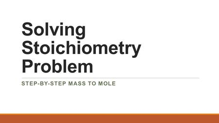 Worksheets Mole To Mole Stoichiometry Worksheet Answers venetia collier stoichiometry using a balanced equation to convert solving problem step by mass mole