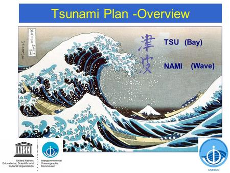 Tsunami Plan -Overview TSU(Bay) NAMI (Wave). Vanuatu – Location.. in a tectonically active area Vanuatu Japan.