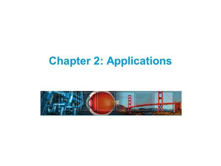 Chapter 2: Applications. 2 Fundamentals <strong>of</strong> Wireless Sensor Networks: Theory <strong>and</strong> Practice Waltenegus Dargie <strong>and</strong> Christian Poellabauer © 2010 Chapter 2:
