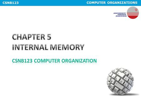 CHAPTER 5 INTERNAL MEMORY