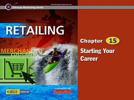 Planning Your Retail Career Preparing Your Résumé 2.