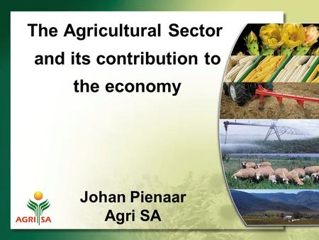 contribution of agriculture in the economy Economic importance of agriculture for agriculture's contribution to economic growth and poverty the economic importance of agriculture for sustainable.