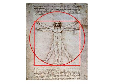 The Vitruvian Man Leonardo da Vinci Humanism Pazzi Chapel, Florence, 1429-42 by Brunelleschi.