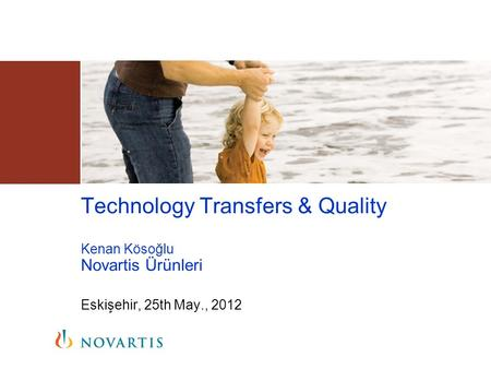 Technology Transfer & Quality
