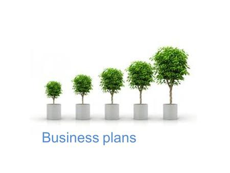 Business plans. What is a Business Plan? - A Business Plan is a written document that defines the goals of your business and describes how you will attain.