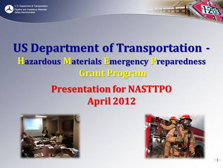 an overview of the us department of transportation