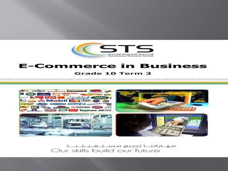  E-Commerce (electronic commerce) is the buying and selling of goods and services on the Internet.