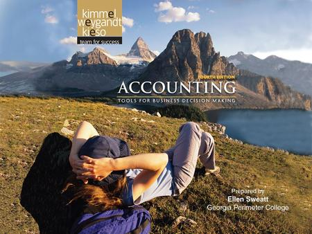 Accounting, Fouth Edition