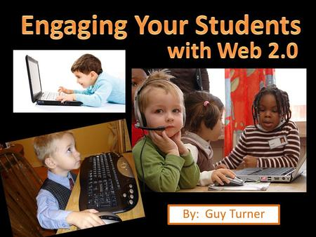By: Guy Turner. Books Today's students think and process information fundamentally differently Students born after 1980 Students have grown up with digital.