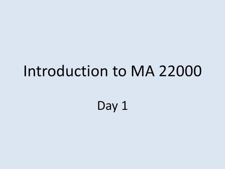 Introduction to MA 22000 Day 1. Name: Charlotte Bailey Office: MATH 802 Office Phone: (765) 496-3145