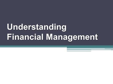 Understanding Financial Management. Fund Flow Mechanism World Bank DFID Other Donors Donor NACO/Government of India SACS NGO/CBO.