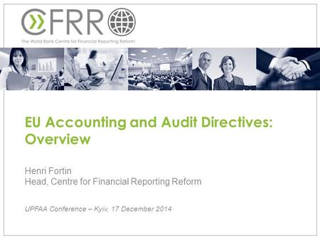 EU Accounting and Audit Directives: Overview