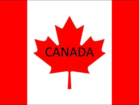 CANADA. it is the world's second largest country by total area (9 984 670 km 2 ) capital is Ottawa, the largest city is Toronto it is federation that.