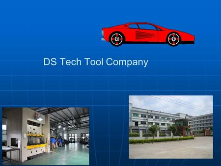 DS Tech Tool Company.