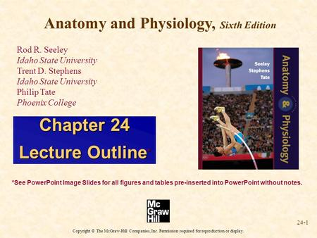 Anatomy and Physiology, Sixth Edition