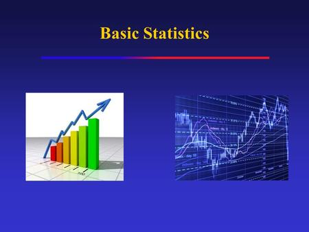 Basic Statistics. Basics Of Measurement Sampling Distribution of the Mean: The set of all possible means of samples of a given size taken from a population.