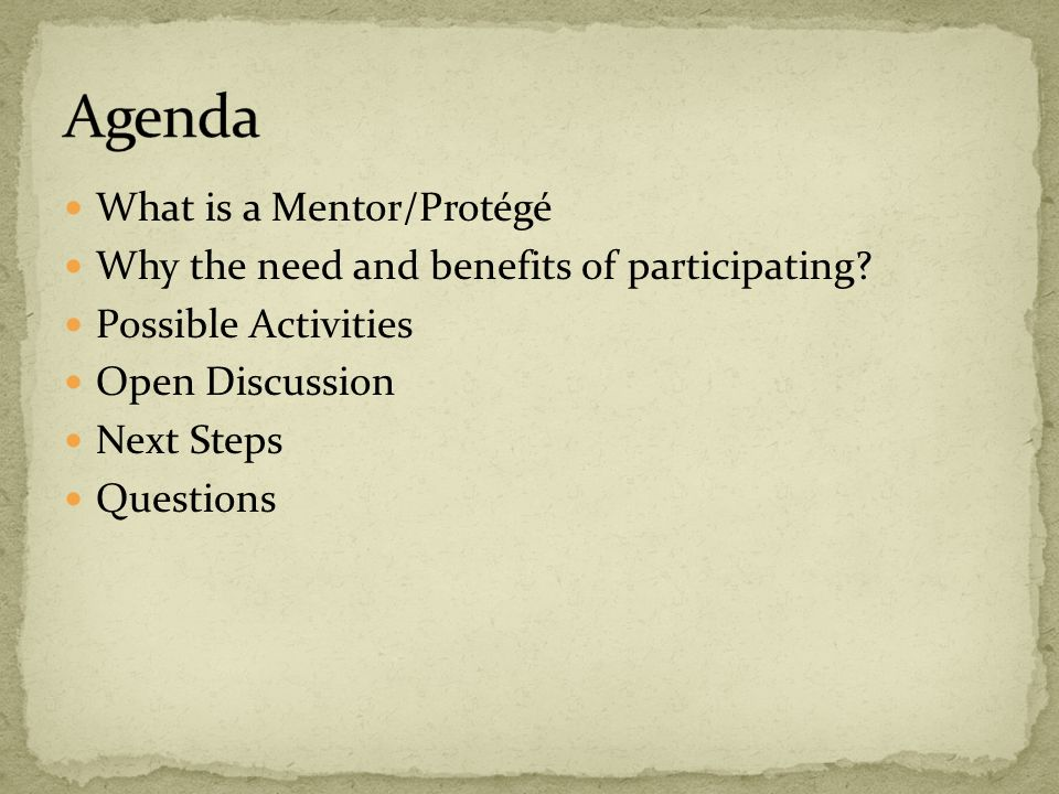 Mentoring is the process by which those with more experience provide advice, support, and knowledge to those with less experience.