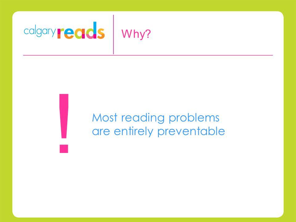 Starting kindergarten with good pre-literacy skills = increased likelihood of academic success.