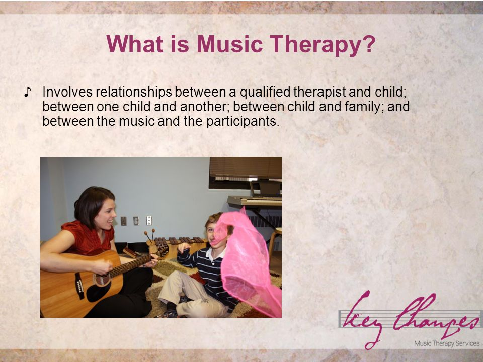 Who are Music Therapists.Graduates of over 70 approved music therapy programs in the US.