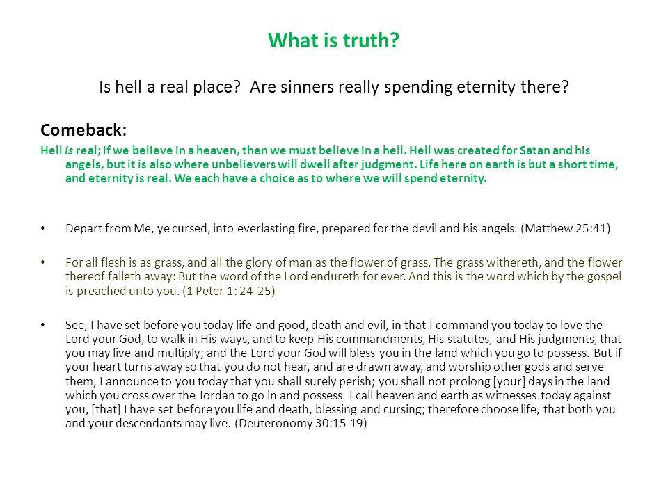 Bible Truths 1.