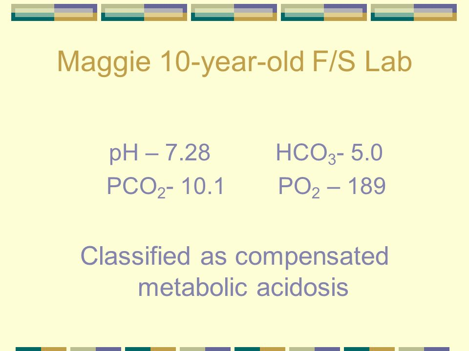 Maggie 10-year-old F/S Lab How do her clinical signs match up.