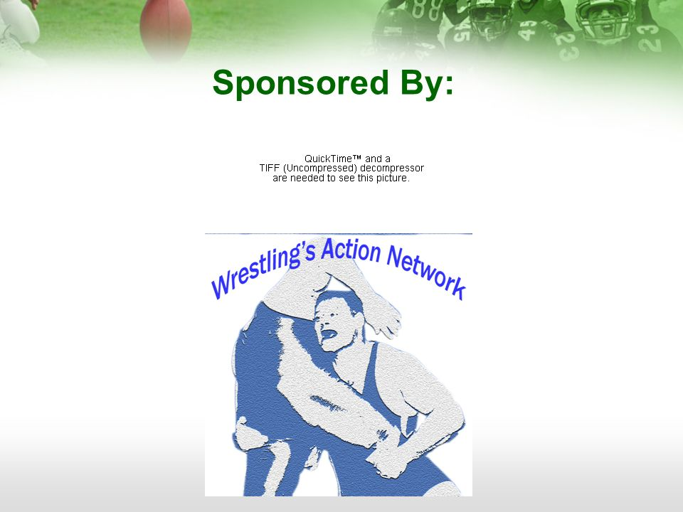 Influence of Wrestling in the NFL 12 Hall of Fame Football Players 47 Multiple Pro-Bowlers 64 Individual State Championships 13 NCAA Wrestling Championships 3 Heisman Trophy Winners Wrestled 16 1st Round Draft Picks Wrestled 24 RBs / 23 LBs / 2 QBs / 69 Lineman / 8 DBs / 1 K / 54 NP