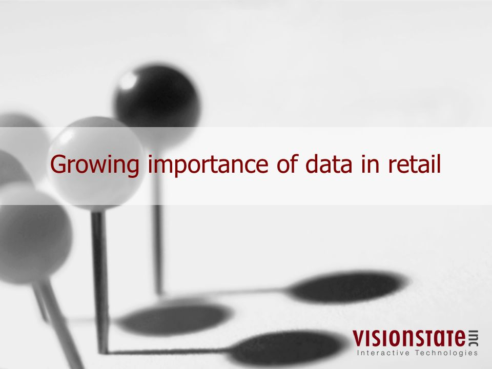 Visionstate is a Canadian leader in delivering interactive information portals in public spaces.