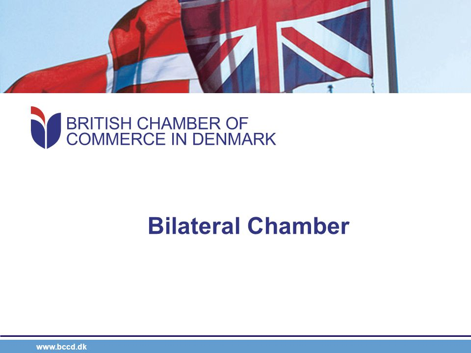 www.bccd.dk Vision and Mission To be a leading promoter of trade and commerce between Britain and Denmark.