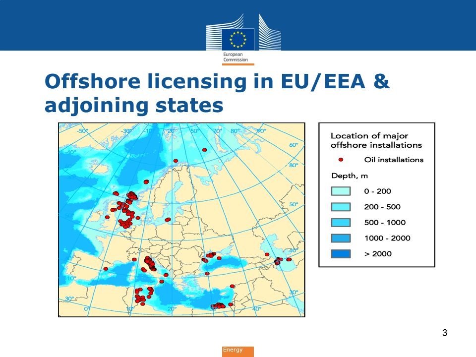 Energy Exclusive economic zones in the EU 4