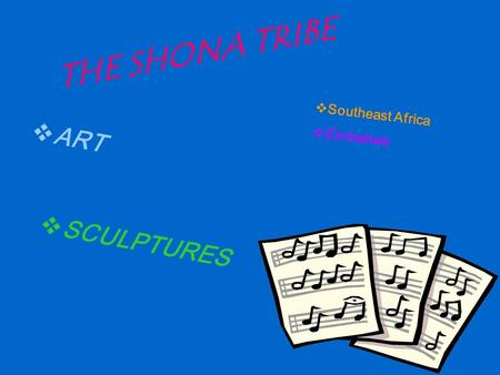THE SHONA TRIBE  ART  SCULPTURES  Southeast Africa  Zimbabwe.