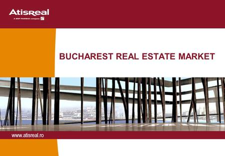 Www.atisreal.ro Property Particulars BUCHAREST REAL ESTATE MARKET.