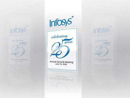 © Infosys Technologies Limited 2005-06 Insurance, Healthcare & Life Sciences (IHL) Eric Paternoster Vice President.