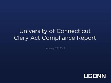 What is the Clery Act? The Clery Act is a federal law passed in 1990 and substantially amended in 1992, 1998, 2000, and 2008. It applies to virtually.