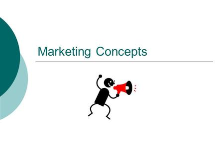Marketing Concepts. 4 Ps of Marketing  Product  Price  Place  Promotion  These are referred to as the marketing mix, and they must be properly combined.