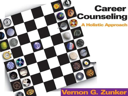 Chapter 1: Historical Development and Some Basic Issues Chronology of career counseling and guidance movement Beginnings of the counseling profession.