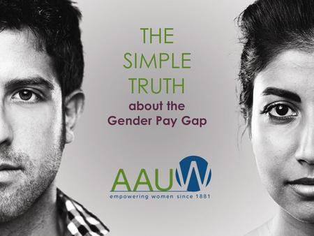 THE SIMPLE TRUTH about the Gender Pay Gap. The pay gap is a comparison between women's and men's typical earnings. It can be compared by weekly earnings.