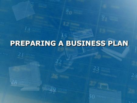 Where Can I Get A Business Plan Written