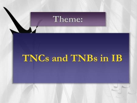 ТNCs and TNBs in IB. Evolution 1 Stage Obtaining resources from colonies 2 Stage The period between two wars. Manufacture of the weapon and military engineering.