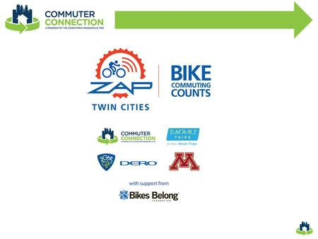 Contents Regional Travel Options Bicycle Friendly Policies Potential for Converting Drive Alones Bicycling + Health and Wellness What is ZAP Twin Cites.